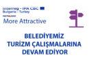 Belediyemiz Avrupa Birliği Desteği ile Turizm Çalışmalarına Devam Ediyor.