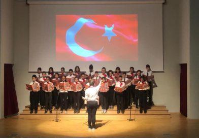 İstiklal Marşı'mızın Kabulünün 99. Yıl Dönümü Törenleri